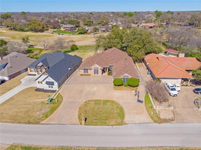 4218 Crescent Drive, Granbury, TX 76049 (MLS #14039990) :: The Chad Smith Team
