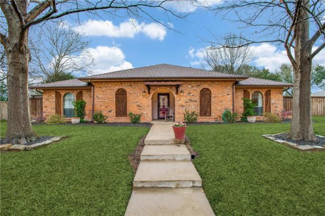 432 Greenridge Drive, Coppell, TX 75019 (MLS #14039992) :: Team Tiller
