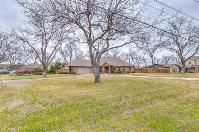 4412 Cimmaron Trail, Granbury, TX 76049 (MLS #14039993) :: The Chad Smith Team