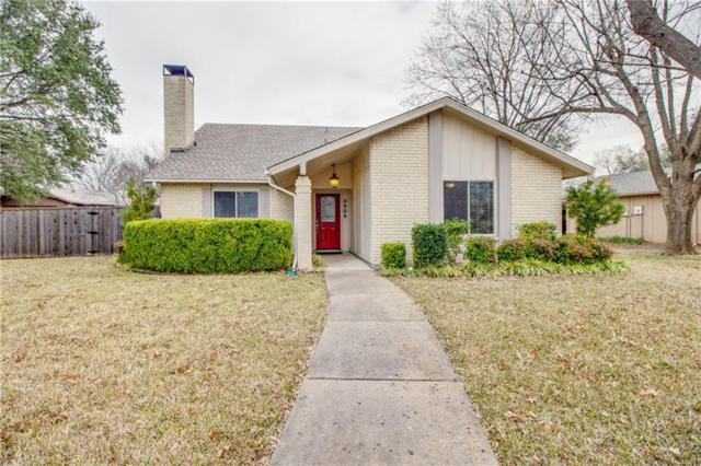 3005 Chancellor Drive, Plano, TX 75074 (MLS #14040089) :: The Heyl Group at Keller Williams