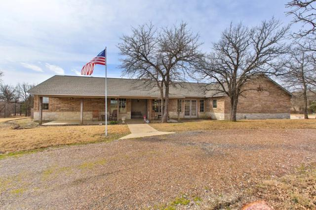 111 Clear Creek Drive, Sunset, TX 76270 (MLS #14040264) :: Frankie Arthur Real Estate