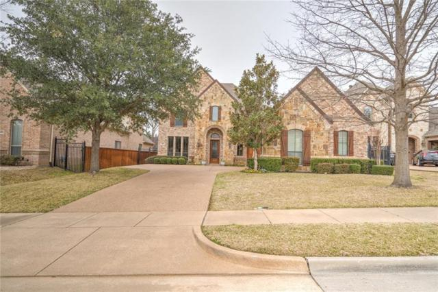 1105 Verona Way, Keller, TX 76248 (MLS #14040317) :: The Heyl Group at Keller Williams
