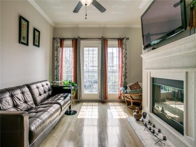 3400 Welborn Street #404, Dallas, TX 75219 (MLS #14040356) :: Van Poole Properties Group