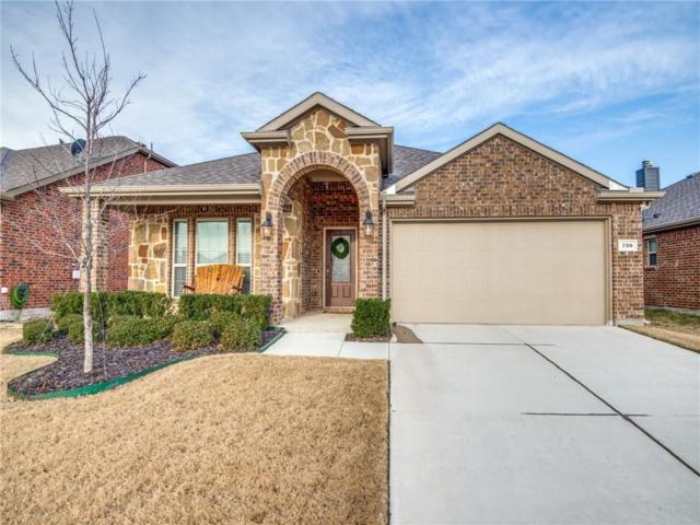 720 English Ivy Drive, Prosper, TX 75078 (MLS #14040405) :: RE/MAX Town & Country