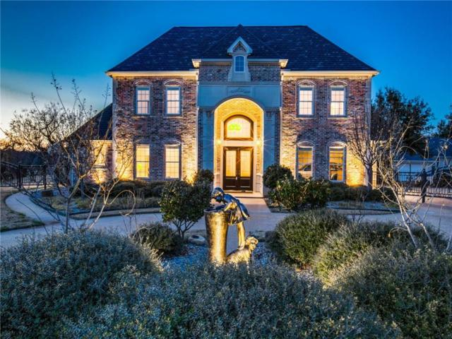 2811 Katherine Court, Dalworthington Gardens, TX 76016 (MLS #14040452) :: RE/MAX Town & Country
