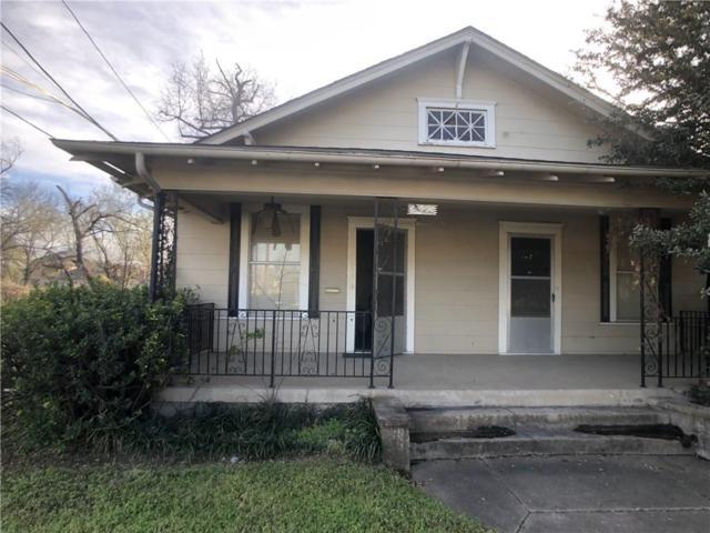 3423 S Harwood Street, Dallas, TX 75215 (MLS #14040518) :: The Hornburg Real Estate Group
