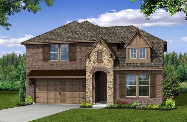 5301 Tuskegee Trail, Mckinney, TX 75070 (MLS #14040555) :: Robbins Real Estate Group