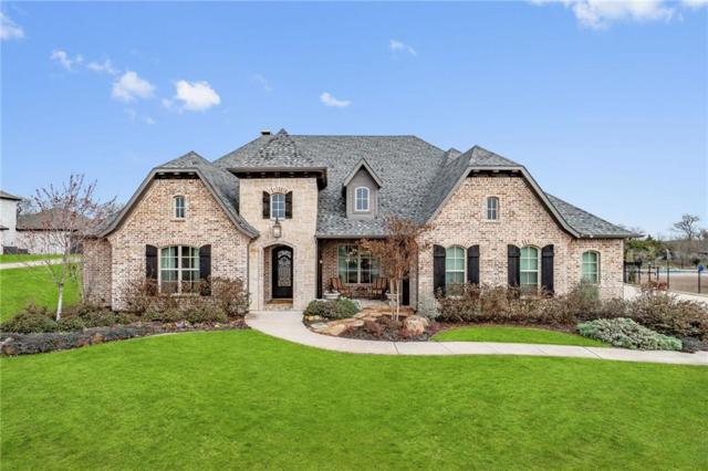 4215 Serenity Trail, Mckinney, TX 75071 (MLS #14040626) :: The Chad Smith Team