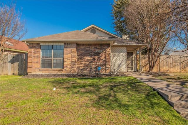4713 Wineberry Drive, Fort Worth, TX 76137 (MLS #14040629) :: Real Estate By Design