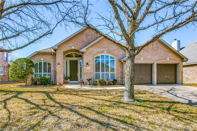 2405 Ainsley Drive, Flower Mound, TX 75028 (MLS #14040689) :: Real Estate By Design