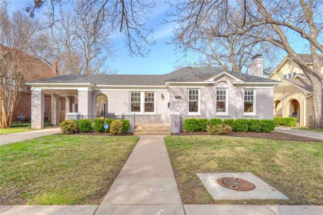 2538 Cockrell Avenue, Fort Worth, TX 76109 (MLS #14040703) :: Real Estate By Design