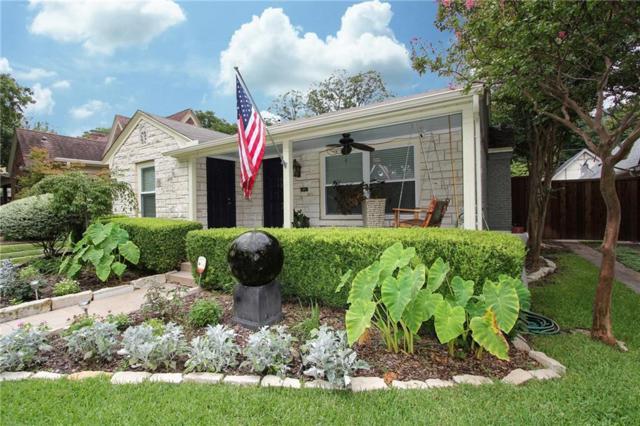 1043 N Edgefield Avenue, Dallas, TX 75208 (MLS #14040709) :: RE/MAX Town & Country
