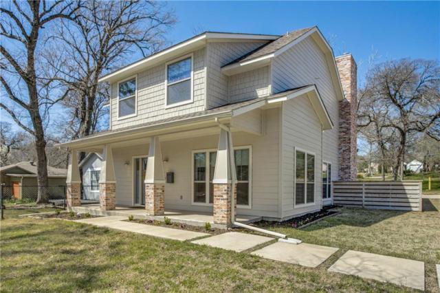 8821 Eustis Avenue, Dallas, TX 75218 (MLS #14040716) :: HergGroup Dallas-Fort Worth
