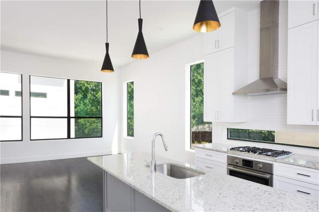 5906 Lindell Avenue #104, Dallas, TX 75206 (MLS #14040731) :: Robbins Real Estate Group
