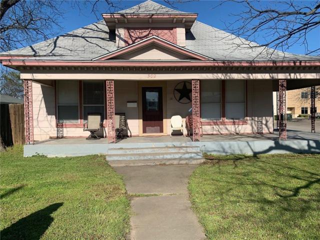 302 N Douglas Avenue, Cleburne, TX 76033 (MLS #14040735) :: Robbins Real Estate Group