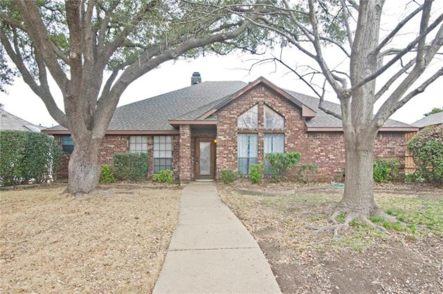 2629 Pickwick Lane, Plano, TX 75093 (MLS #14040755) :: Real Estate By Design