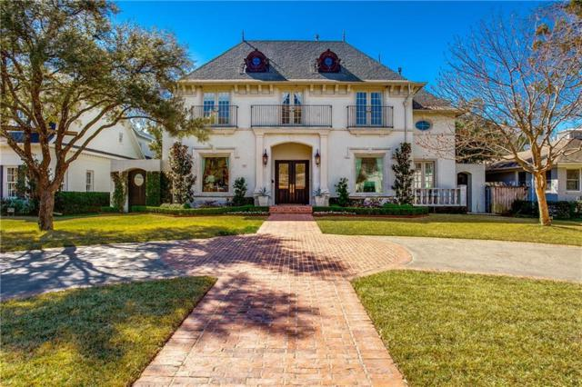 3825 Wentwood Drive, University Park, TX 75225 (MLS #14040795) :: Robbins Real Estate Group