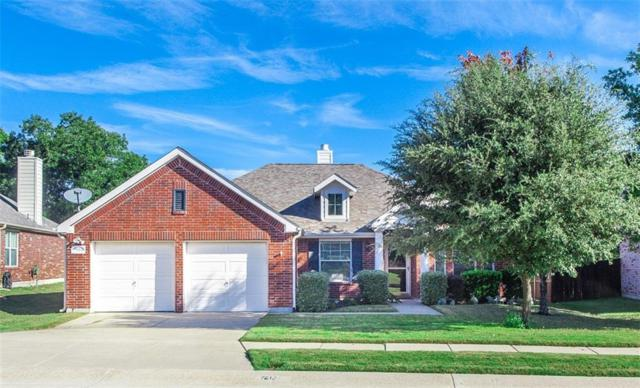7612 Uvalde Way, Mckinney, TX 75071 (MLS #14040826) :: The Daniel Team