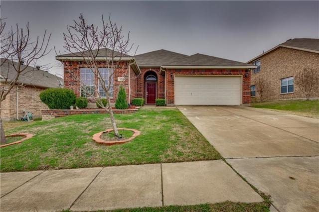 809 Lone Pine Drive, Little Elm, TX 75068 (MLS #14040832) :: Team Tiller