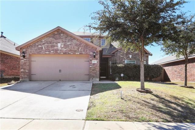 508 Drift Street, Crowley, TX 76036 (MLS #14040849) :: The Tierny Jordan Network
