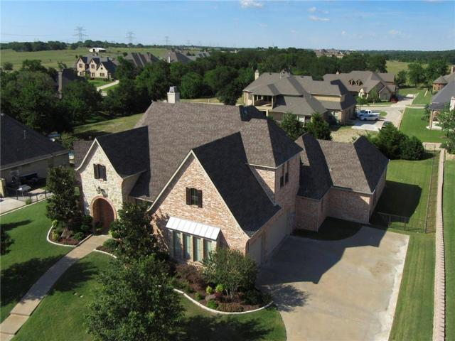9 Raven, Heath, TX 75032 (MLS #14040902) :: RE/MAX Town & Country