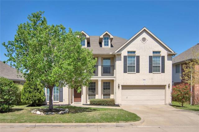 4620 Maple Hill Drive, Fort Worth, TX 76123 (MLS #14040912) :: The Heyl Group at Keller Williams