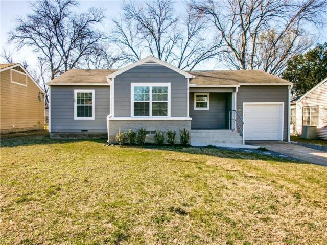 2624 Marietta Drive, Farmers Branch, TX 75234 (MLS #14040940) :: Hargrove Realty Group