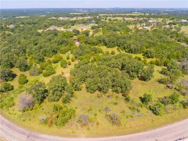 TBD Lot 52 Falcon Drive, Glen Rose, TX 76043 (MLS #14040953) :: The Chad Smith Team