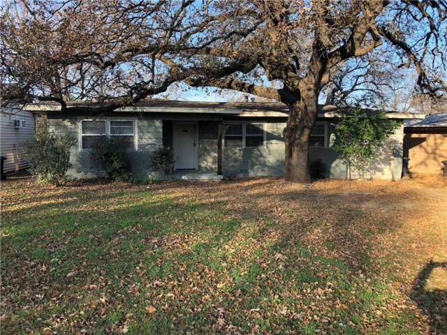 2312 San Jose Drive, Fort Worth, TX 76112 (MLS #14041000) :: RE/MAX Town & Country