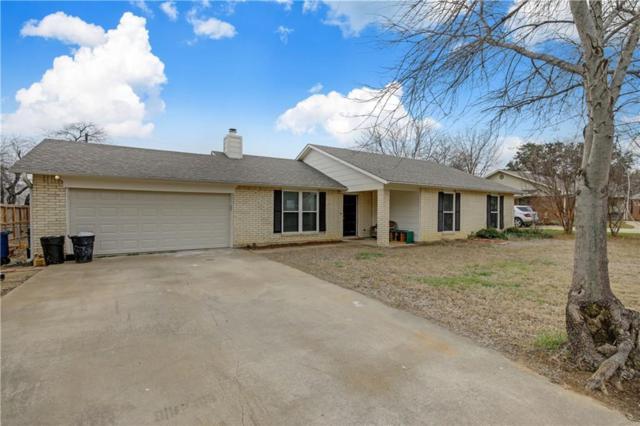 1707 Wildwood Street, Corinth, TX 76210 (MLS #14041030) :: Team Tiller