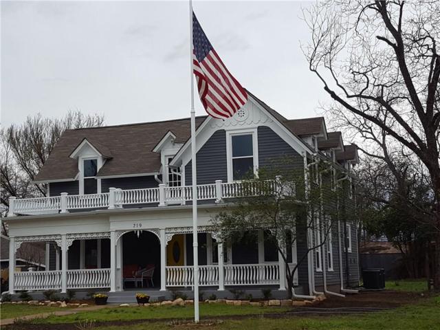 719 N Anglin Street, Cleburne, TX 76031 (MLS #14041049) :: Robbins Real Estate Group