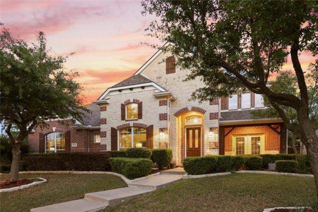 8034 Dabney Court, Frisco, TX 75036 (MLS #14041058) :: Baldree Home Team