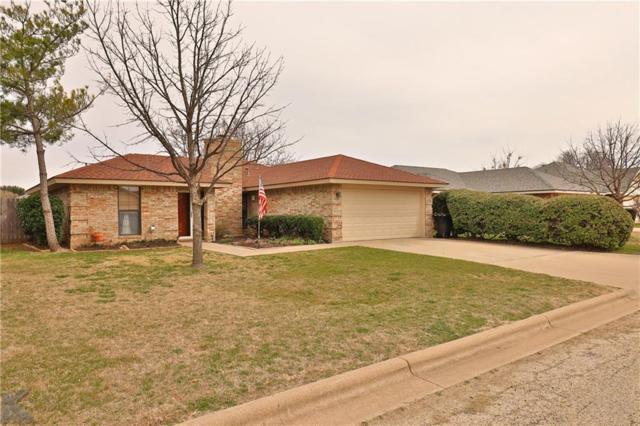 3933 Duke Lane, Abilene, TX 79602 (MLS #14041106) :: Real Estate By Design