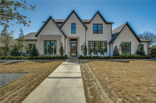 5744 Brookstown, Dallas, TX 75230 (MLS #14041179) :: Robbins Real Estate Group