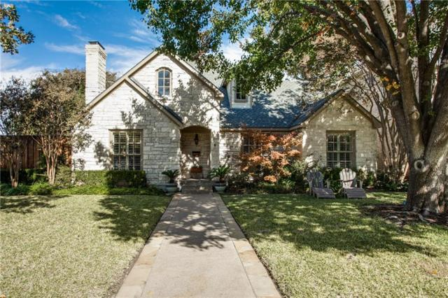 4436 Purdue Avenue, University Park, TX 75225 (MLS #14041208) :: Robbins Real Estate Group