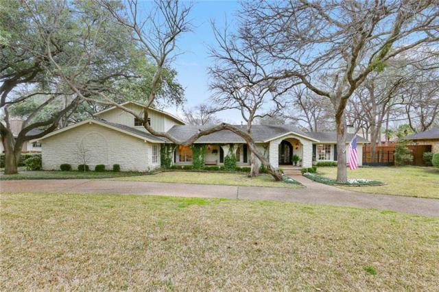 6827 Cliffbrook Drive, Dallas, TX 75254 (MLS #14041278) :: Hargrove Realty Group