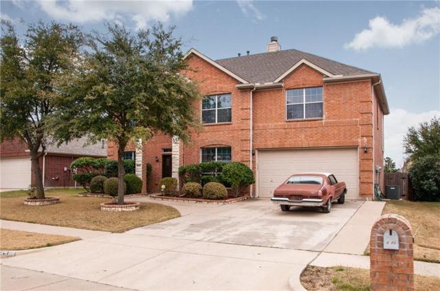 4920 Marsh Harrier Avenue, Grand Prairie, TX 75052 (MLS #14041287) :: RE/MAX Town & Country