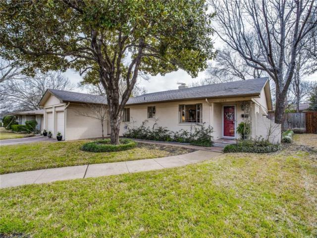 4205 Selkirk Drive W, Fort Worth, TX 76109 (MLS #14041312) :: The Mitchell Group