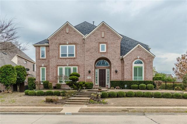 1509 Arizona Drive, Allen, TX 75013 (MLS #14041321) :: RE/MAX Town & Country