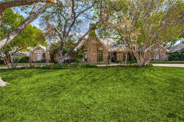 5424 Bent Tree Drive, Dallas, TX 75248 (MLS #14041371) :: RE/MAX Town & Country