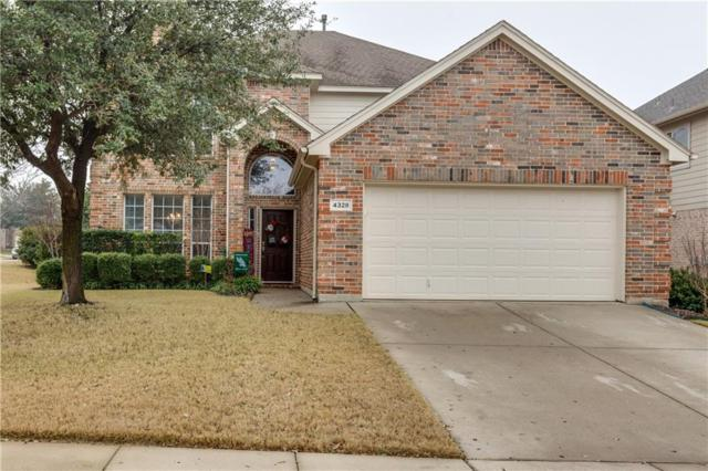 4328 Finch Drive, Fort Worth, TX 76244 (MLS #14041408) :: Robbins Real Estate Group