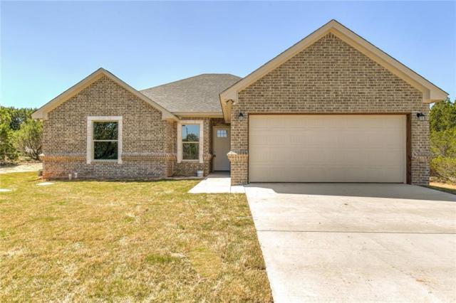 5527 Stonegate Circle, Granbury, TX 76048 (MLS #14041426) :: The Heyl Group at Keller Williams