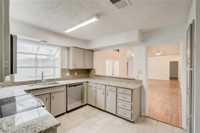 553 Hunters Glen Street, Lewisville, TX 75067 (MLS #14041466) :: The Hornburg Real Estate Group