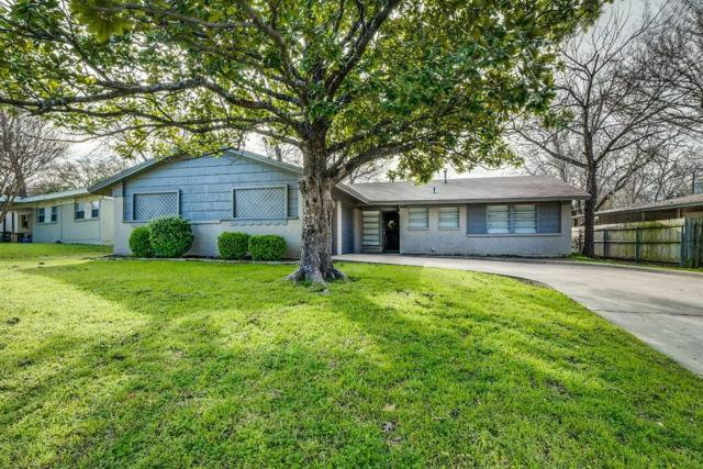 5509 Winifred Drive, Fort Worth, TX 76133 (MLS #14041483) :: The Good Home Team