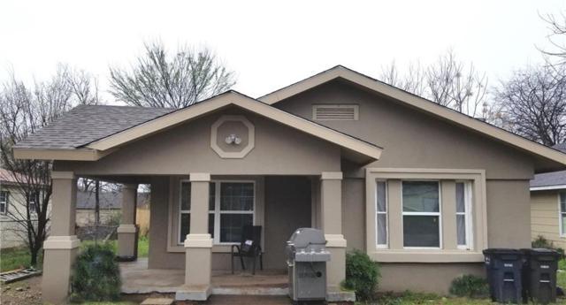 3224 Avenue L, Fort Worth, TX 76105 (MLS #14041526) :: Frankie Arthur Real Estate