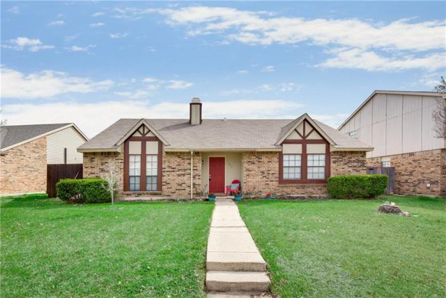 4417 Larner Street, The Colony, TX 75056 (MLS #14041566) :: RE/MAX Town & Country