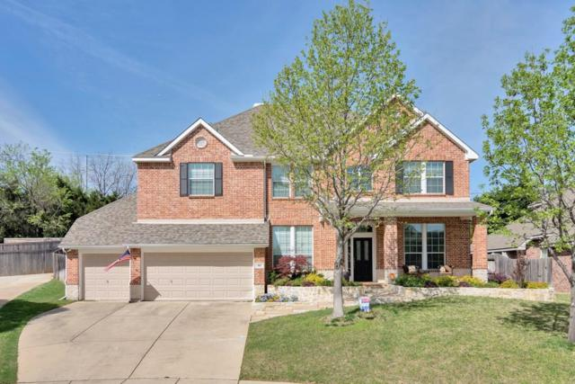 801 Water Oak Drive, Grapevine, TX 76051 (MLS #14041616) :: RE/MAX Landmark