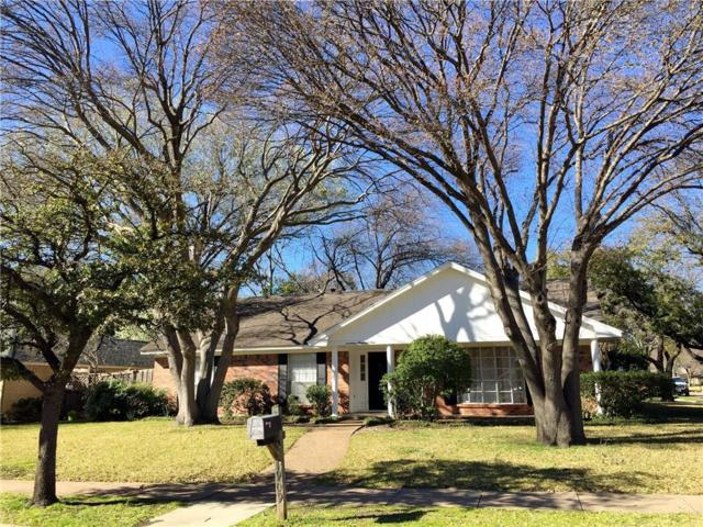 1909 Duke Drive, Richardson, TX 75081 (MLS #14041740) :: The Heyl Group at Keller Williams