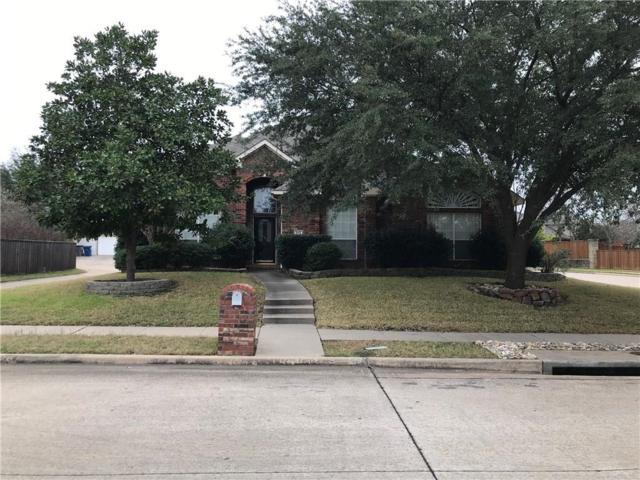 313 Cordova Drive, Allen, TX 75013 (MLS #14041744) :: Robbins Real Estate Group