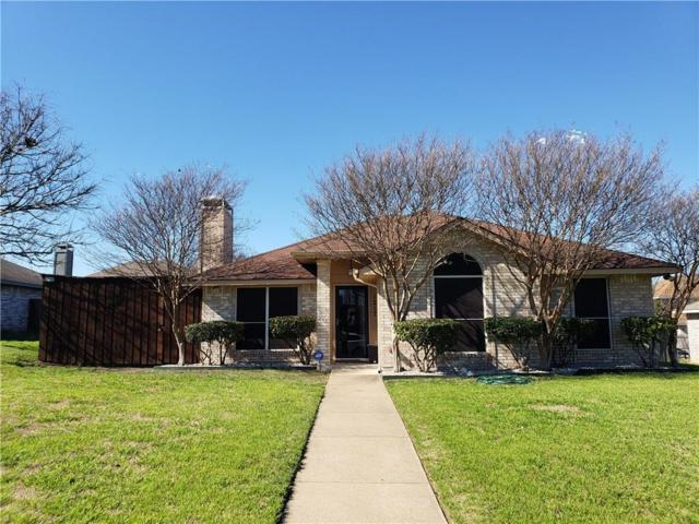 1217 Rosewood Lane, Lancaster, TX 75146 (MLS #14041750) :: RE/MAX Pinnacle Group REALTORS